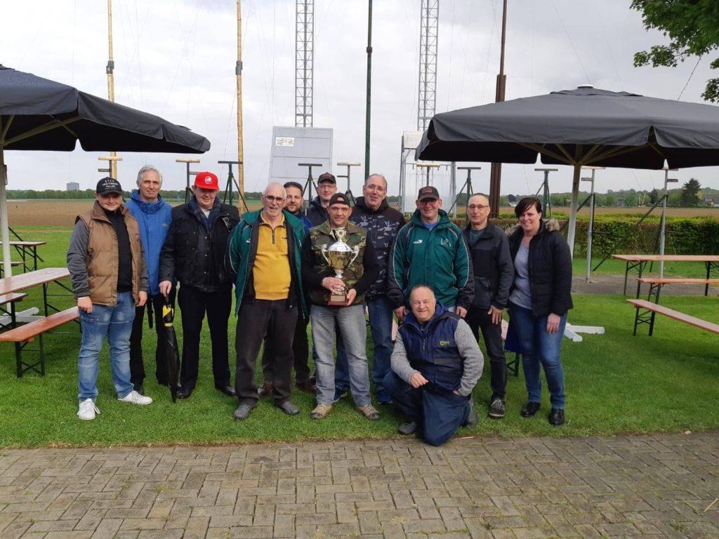 """Schutters team van Klimmen op """"Groot Voerendaal"""" 2019"""